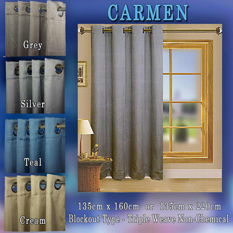Ready Made Eyelet Curtains buy online Australia – Curtains ...
