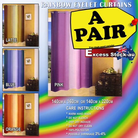 Curtains Ideas 220 drop curtains : Ready Made Eyelet Curtains buy online Australia – Curtains ...