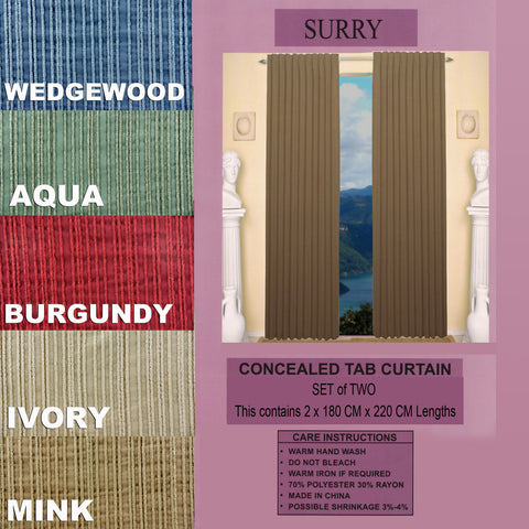 Curtains Ideas 220 drop curtains : Window Curtains Ready Made Eyelet Blockout Curtains – Curtains ...