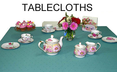 Quality Machine washable Tablecloths