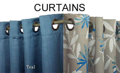 Ready Made Curtains - Eyelet - Tab