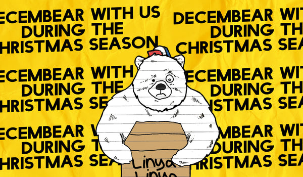 Decembear with Us During the Christmas Season