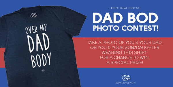 WIN A LINYA-LINYA PACKAGE this #FathersDay! ✌🏼😊📸 ✨