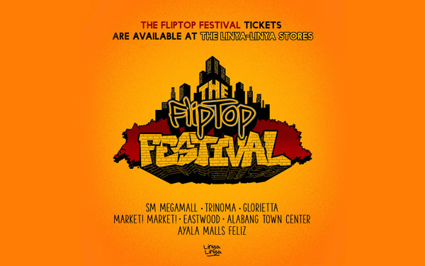 Linya-Linya supports The FlipTop Festival