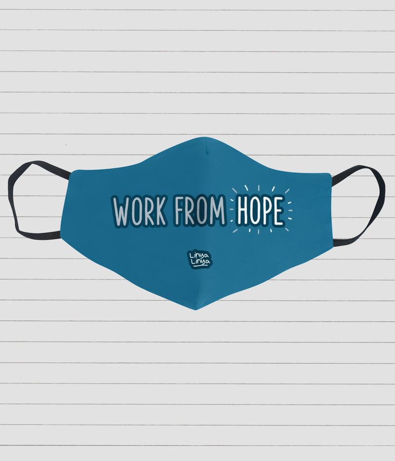 Work From Hope - Face Mask