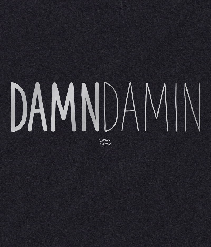 Damndamin (Dark Gray)