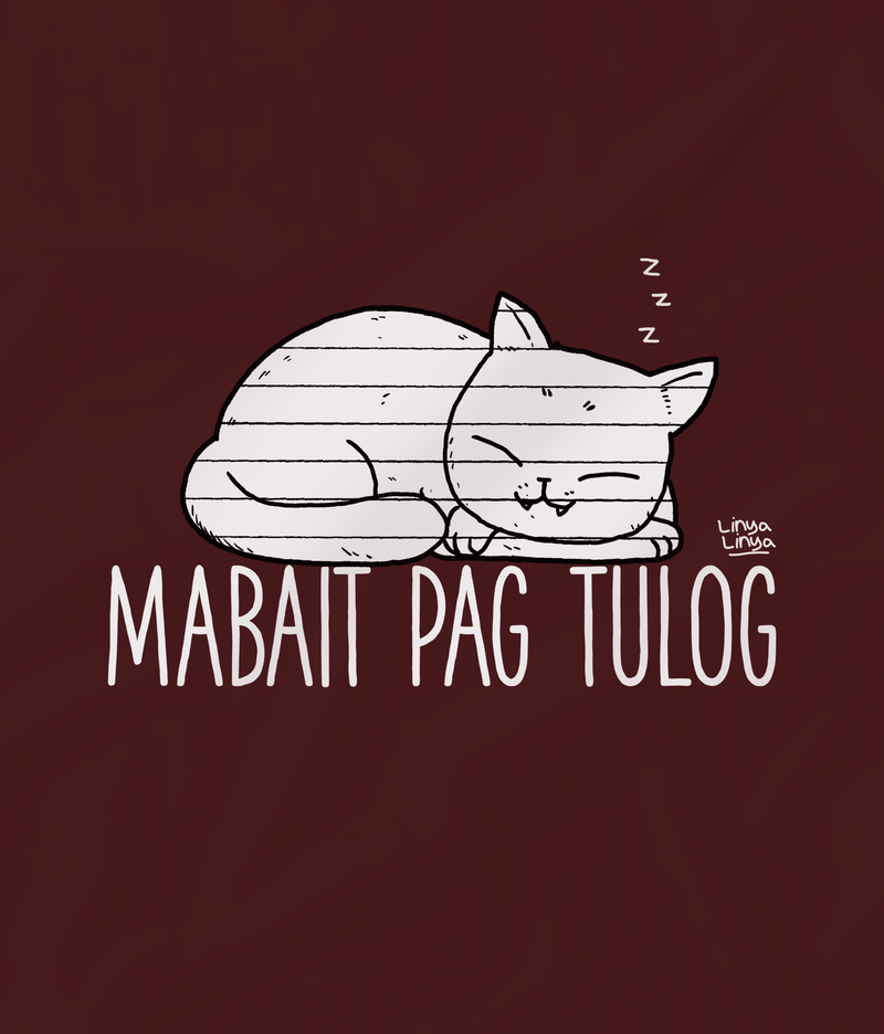 Mabait 'Pag Tulog (Redesign)