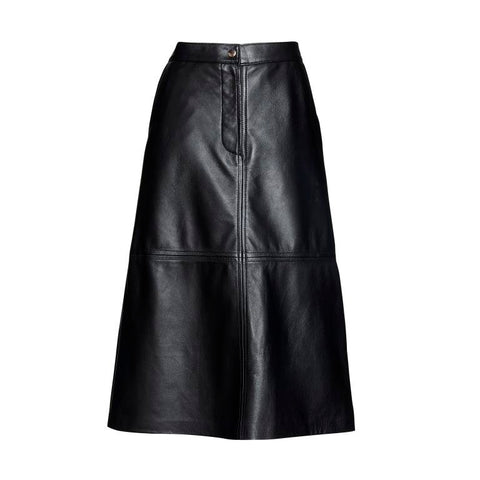 RAW by RAW | Gaia Skirt Jet Black