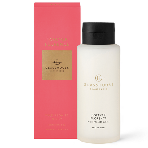FOREVER FLORENCE 400ML SHOWER GEL