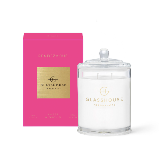 RENDEZVOUS 380G SOY CANDLE