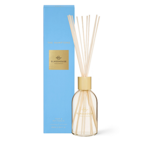 THE HAMPTONS 250ML FRAGRANCE DIFFUSER