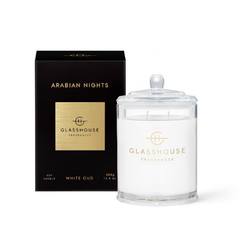 ARABIAN NIGHTS 380G SOY CANDLE