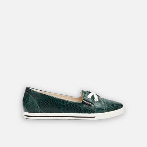 FRANKIE4 | HANNAH II Forest Green Reptile