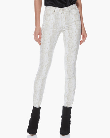 PAIGE | Hoxton Ultra Skinny Sonoran Snake