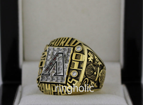 Arizona Diamondbacks 2001 World Series Championship Rings - ringholic  - 5