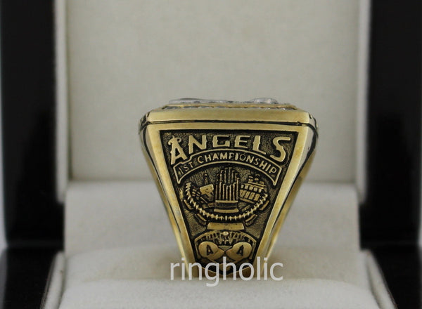 Anaheim Angels 2002 World Series Championship Rings - ringholic  - 2
