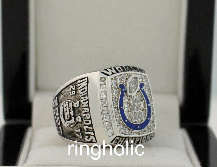 Cheap 2006 NFL Super Bowl XLI Indianapolis Colts Championship Ring  WgliyxIh