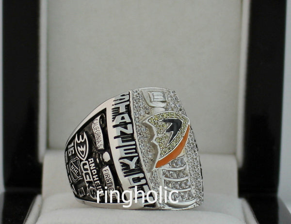 Anaheim Ducks 2007 Stanley Cup Championship Rings - ringholic  - 3