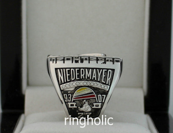 Anaheim Ducks 2007 Stanley Cup Championship Rings - ringholic  - 5