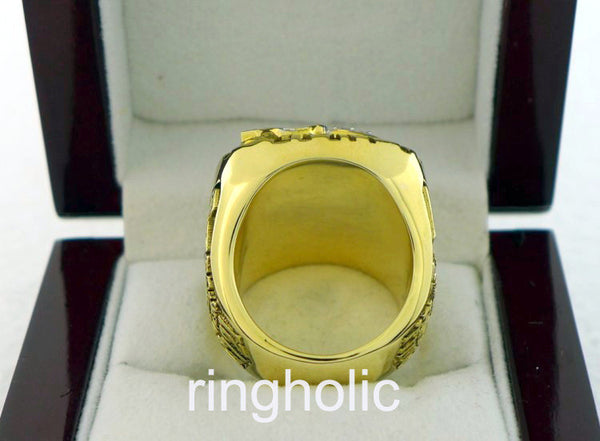 Alabama Crimson Tide Football 2009 National Championship Rings - ringholic  - 6