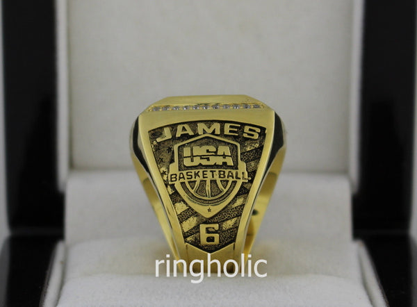 2012 Olympic USA Team Women's Basketball Championship Rings - ringholic  - 5