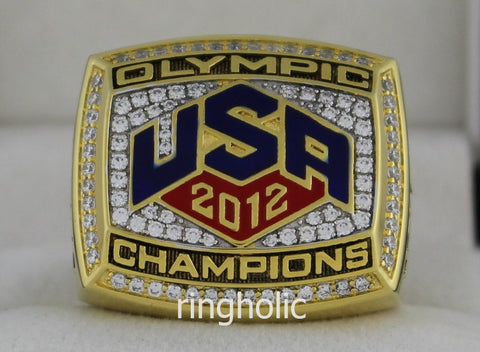 2012 Olympic USA Team Women's Basketball Championship Rings - ringholic  - 1