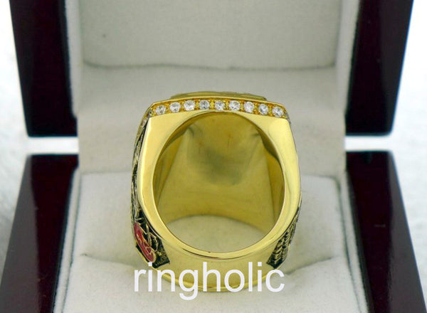Alabama Crimson Tide Football 2011 National Championship Rings - ringholic  - 6
