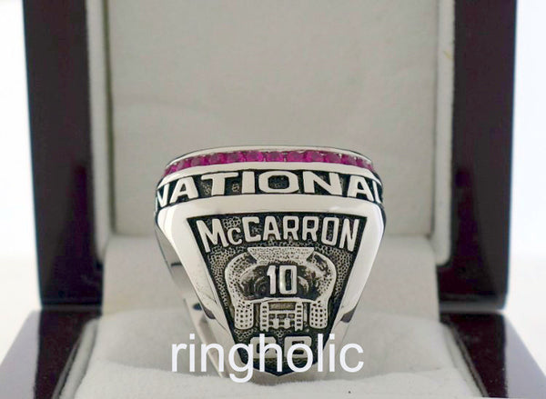 Alabama Crimson Tide Football 2012 NCAA National Championship Rings - ringholic  - 3