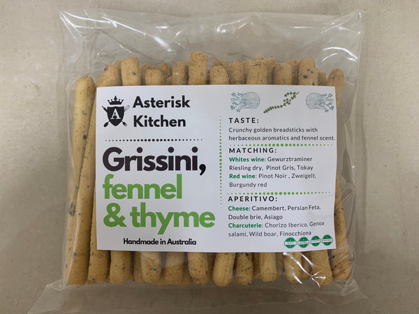 Grissini Breadsticks