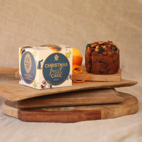 Christmas Fruit cake 450g