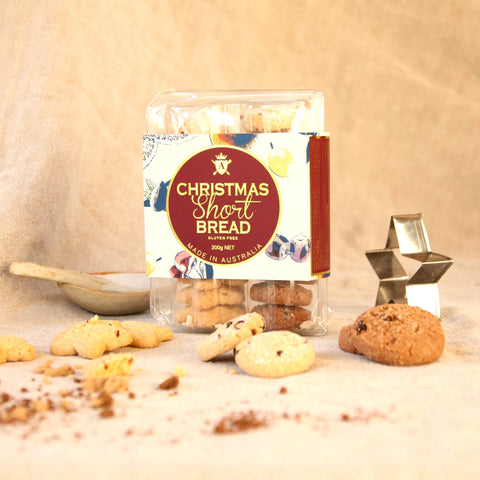 Christmas traditional Shortbread Gluten free