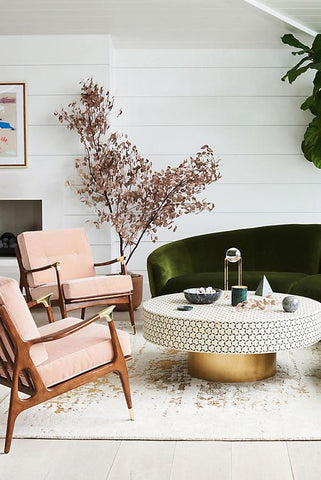 Our favourite interior design trends for 2018 gold for Interior design gold coast