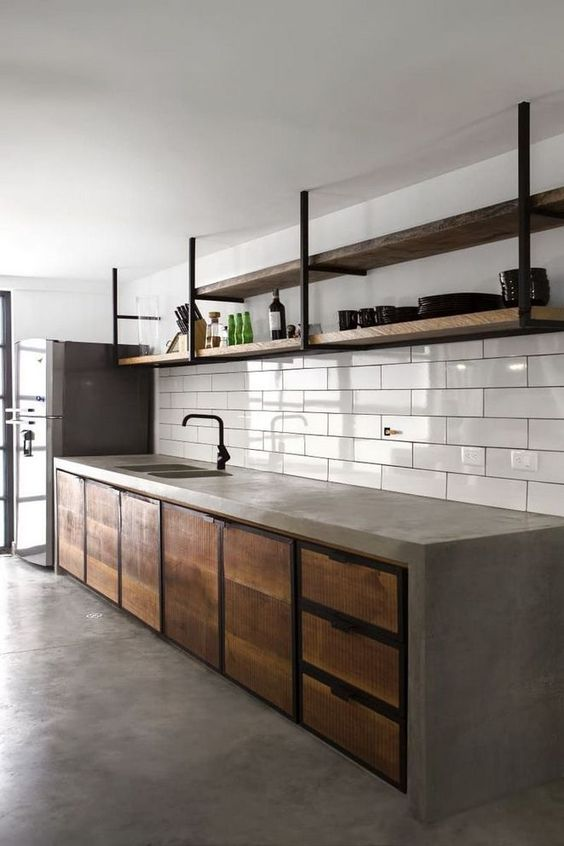 5 ways to incorporate Industrial Style into your Home