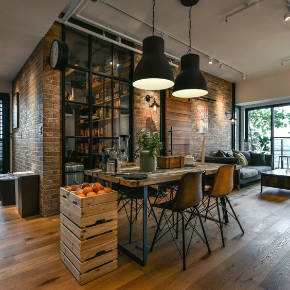 5 ways to incorporate Industrial Style into your Home Gold Coast Interior Design