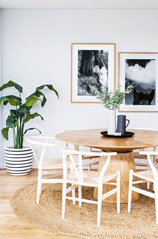 Scandinavian dining room ideas and inspiration! | Tailored Space Interiors Gold Coast