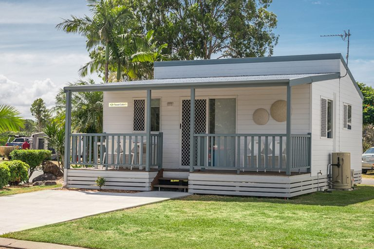 Boyd's Bay Caravan Park | Gold Coast Commercial Interior Design