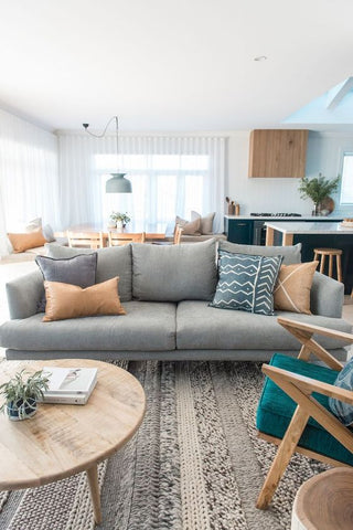 4 living room looks we love for 2018 gold coast - Apartment living room decorating ideas ...