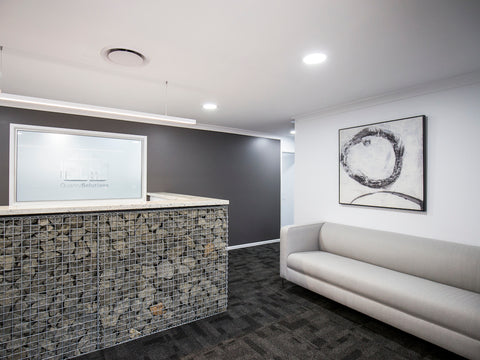 Before & After Commercial Interior Design Project at Chinderah, Tweed Coast | Tailored Space Interiors