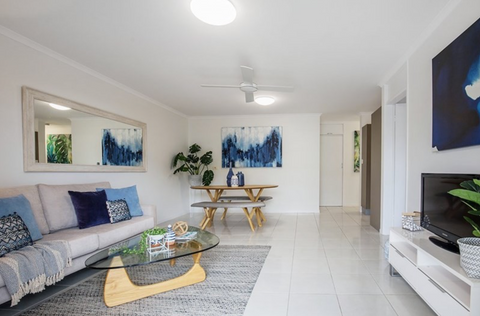 Currumbin Property Styling Furniture Hire Packages | Tailored Space Interiors | Lounges for Hire