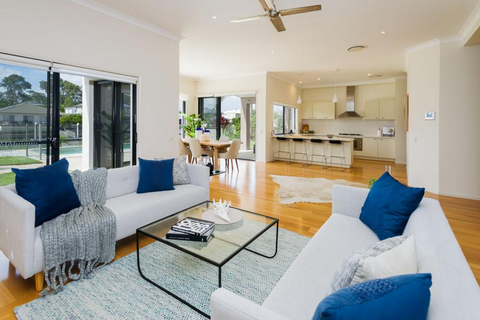 Gold Coast Property Styling & Furniture Hire Packages with Tailored Space Interiors
