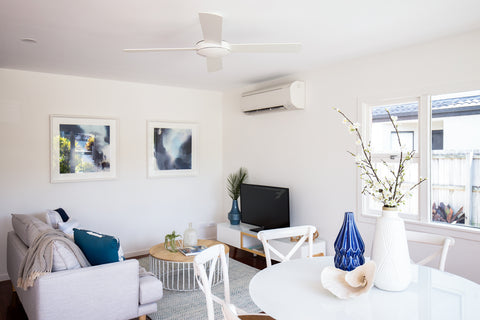 Gold Coast Property Styling Case Study at Palm Beach | Tailored Space Interiors
