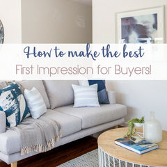 How to Make the Best First Impression When Selling Your Home! Tailored Space Interiors, Gold Coast Property Styling