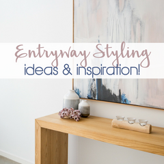 Entryway Styling Ideas and Inspiration from Tailored Space Interiors