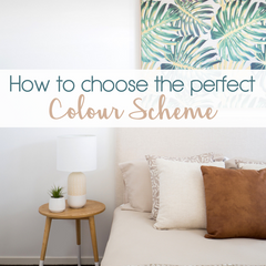 How to Choose a Colour Scheme for Your Home | Interior Design Tips from Tailored Space Interiors