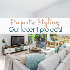 Gold Coast Property Styling Furniture Hire Packages