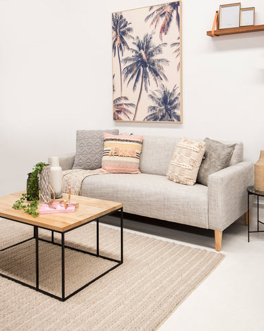 How to choose the perfect living room rug | Floor rugs online at Tailored Space Interiors