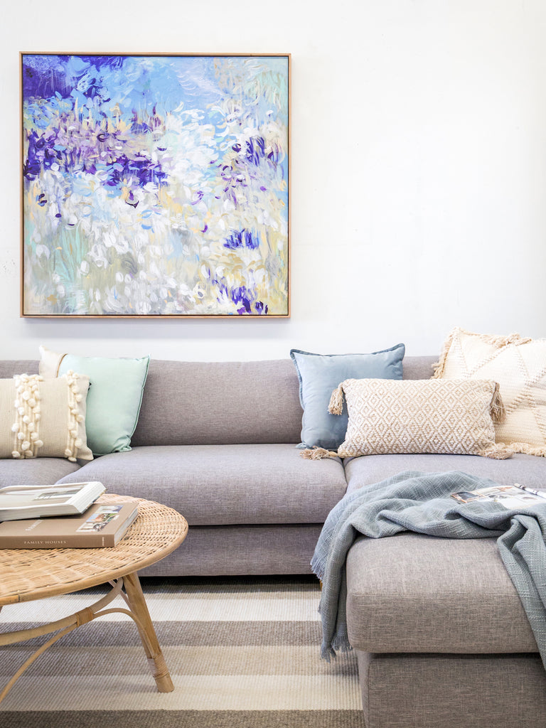Living Room Inspiration - 1 Sofa, 3 Ways | Tailored Space Interiors, Gold Coast Interior Design