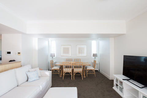 Before and After Interior Design Project at Palm Beach | Tailored Space Interiors, Gold Coast Interior Design