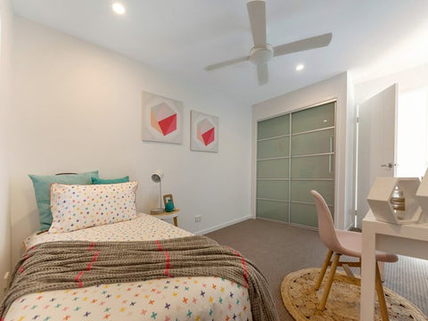 BROADBEACH HOME STAGING | Tailored Space Interiors
