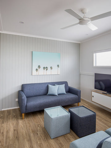 Kingscliff Caravan Park Interior Design Tweed Coast
